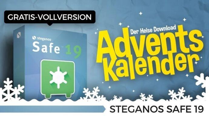 Steganos Safe 19 (Vollversion) kostenlos