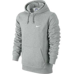 Nike Swoosh Club Herren Fleece Hoodies bis XL für je 34,99€ (statt 41€)