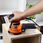Tacklife PRS01A Schleifmaschine mit 350W und 13000 RPM für 30,99€ (statt 41€)