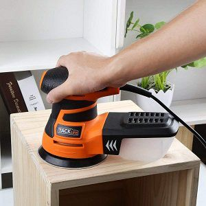 Tacklife PRS01A Schleifmaschine mit 350W und 13000 RPM für 29,99€ (statt 50€)