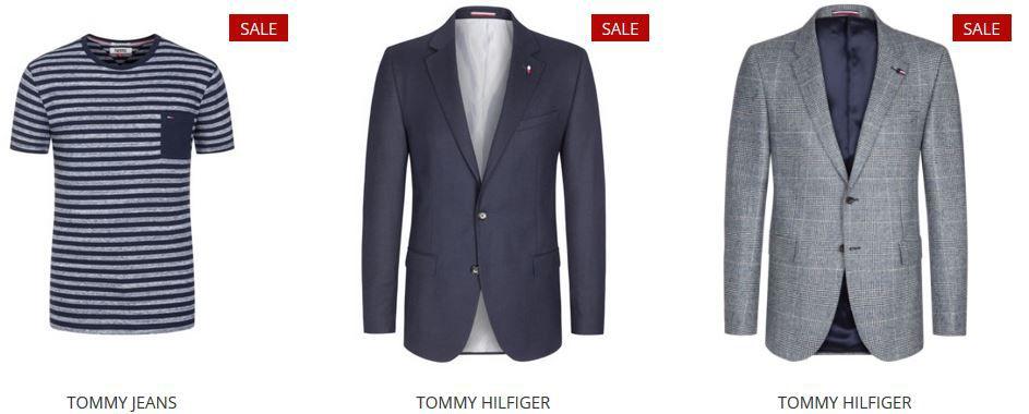 HIRMER mit bis 30% auf die aktuelle Tommy Hilfiger Collection & im Sale    z.B. Herren Polos ab 19€