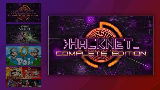 Hacknet complete Edition, Smoke and Sacrifice uvm. gratis – nur für (Twitch) Prime Mitglieder