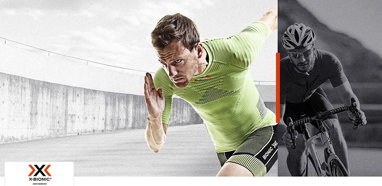 X Bionic Sale bei Vente Privee mit bis zu 80% auf Funktionswäsche