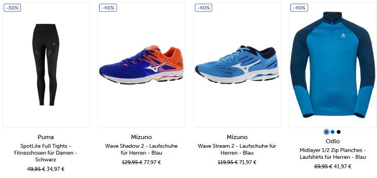 21run Sale mit bis zu 50% Rabatt + 15€ Extra Rabatt auf Alles ab 100€
