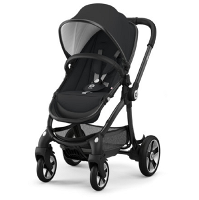 Kiddy Kinderwagen Evostar 1 (Onyx Black) für 349,99€ (statt 439€)