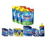 """Finish """"Rundum Sorglos""""-Halbjahrespack (All-in-1) für 44,44€"""