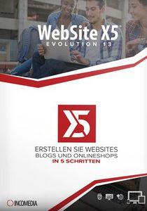 WebSite X5 Evolution 13 (Vollversion) gratis
