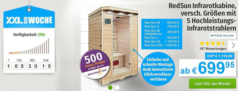 Garten XXL Late Night Shopping mit bis zu 12€ extra Rabatt ab 100€
