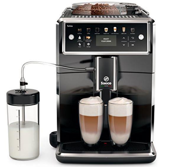 SAECO Xelsis SM 7580 Kaffeevollautomat 1.7 Liter Wassertank für 789€ (statt 949€)