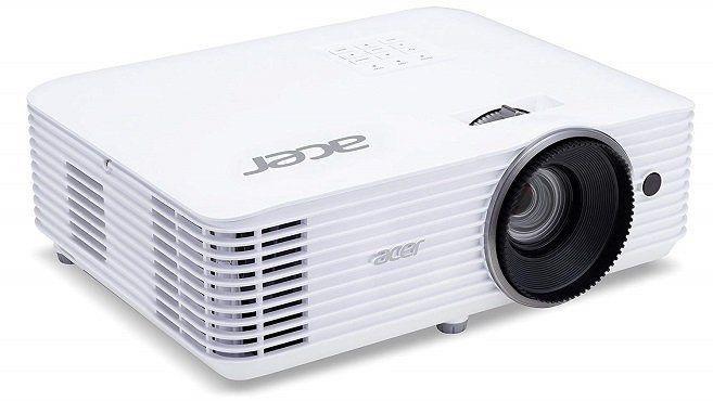 ACER X 1623 H Full HD Beamer mit 3.500 ANSI Lumen, 10.000:1, 3D für 399€ (statt 472€)