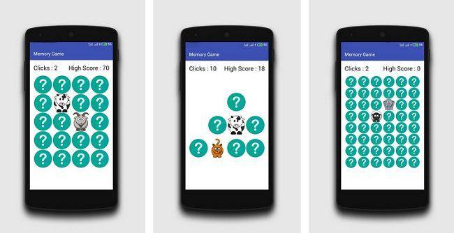 Für Android: Animals Memory Game PRO 2018 kostenlos (statt 0,89€)