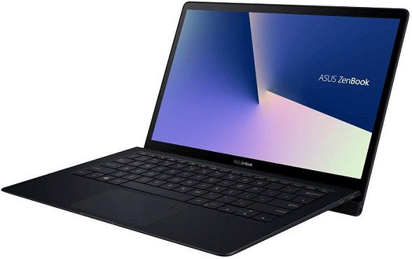 ASUS ZenBook S UX391UA EG022T  13.3 Notebook mit i7 16GB RAM 512 GB SSD für 1.099€ (statt 1.349€)