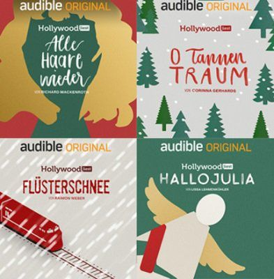 Gratis: 3 Audible Original Adventsgeschichten downloaden