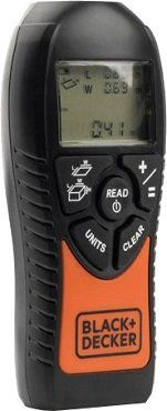BLACK+DECKER BDMU040 FR Ultraschall Entfernungsmesser für 15,99€ (statt 20€)
