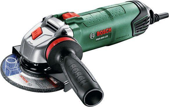 Bosch PWS 850 125 Winkelschleifer für 89€ (statt 100€)