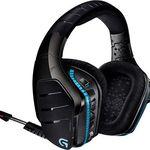 Logitech G933 Artemis Spectrum -7.1 schwarzes Gaming-Headset für 99€ (statt 134€)