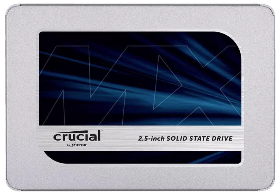 Crucial MX500   250GB interne SSD für 30,99€ (statt 39€)