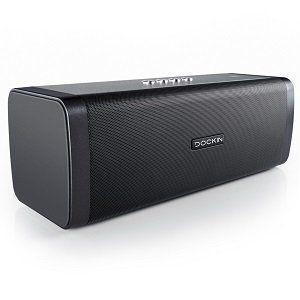 DOCKIN 213695 D Fine Bluetooth-Lautsprecher in Schwarz für 96€ (statt 119€)