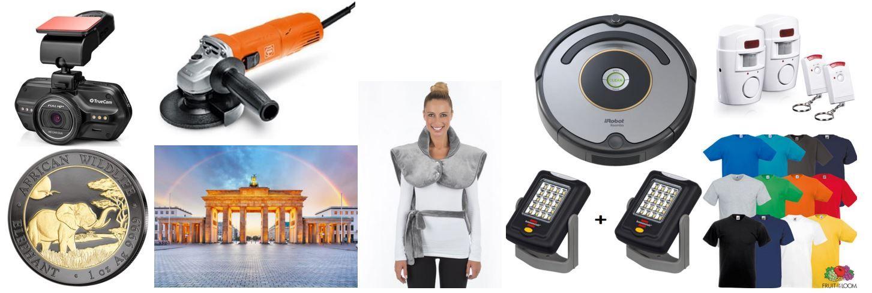 eBay Wows Dienstag: z.B. iROBOT Roomba 616 Saugroboter für 189€ statt 249€