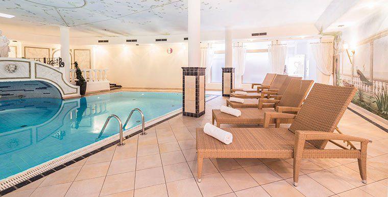 Gutschein: 2 ÜN zu zweit in einem Aktiv  & Wellnesshotel in Tirol inkl. Verwöhnpension, Wellness & mehr für 248€