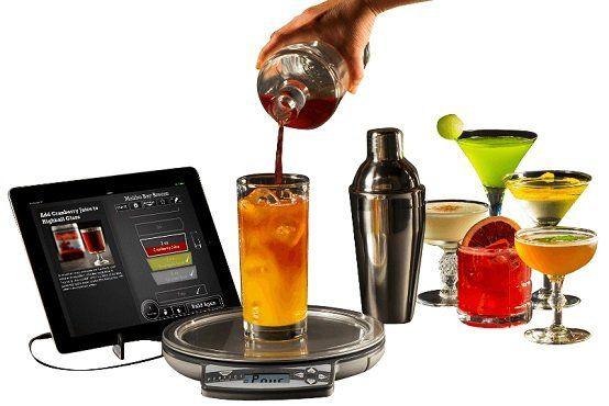 BROSZIO 1701 Perfekt Drink Küchenwaage für 44€ (statt 90€)