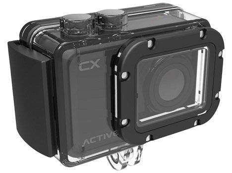 ACTIVEON CCA10W CX Action Cam mit FullHD und WLAN fürr 45€ (statt 59€)