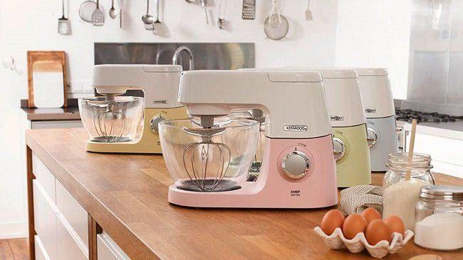 KENWOOD KVC5100 Chef Sense Colour Collection Küchenmaschine ab 359€ (statt 399€)