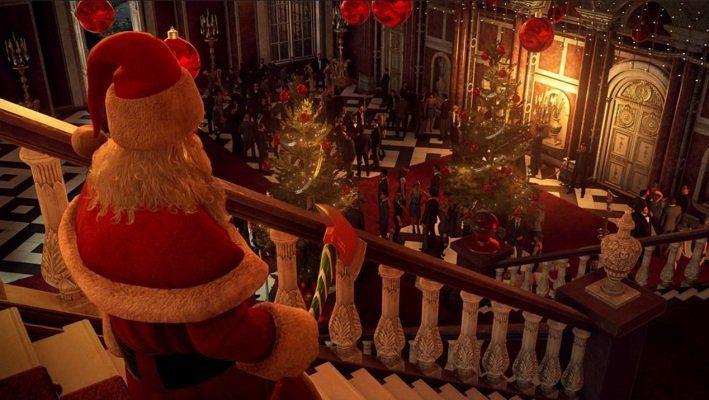 Kostenlos: Hitman 2 Holiday Hoarders für PS4 / XBOX / PC