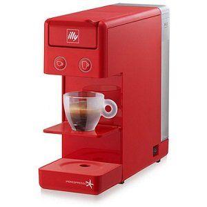 illy Y3 Iperespresso Espresso & Coffee Kapselmaschine für 69€ (statt 79€) + 14 Kapseln gratis