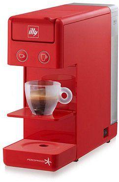 illy Y3 Iperespresso Espresso & Coffee Kapselmaschine für 30€ (statt 74€) + 14 Kapseln gratis