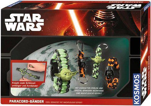 Kosmos 663056 Star Wars Paracord Bänder für 10€ (statt 13€)
