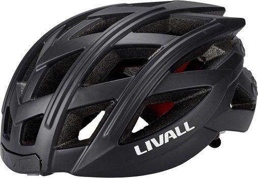 Livall BH60 Smarter Fahrradhelm in schwarz für 69€ (statt 96€)