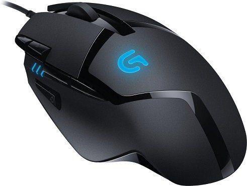 Logitech G402   Gaming Maus für 29,99€ (statt 36€)