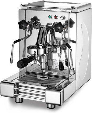 Macchiavalley Excelsia 2257115 HER Espressomaschine aus Edelstahl für 2.209€ (statt 2.599€)