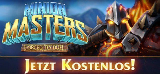 Steam: Minion Masters kostenlos (statt 19,99€)