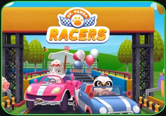 Dr. Panda Racers (Android/iOS) kostenlos (statt 3,49€)