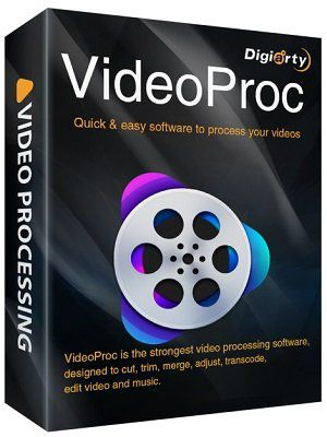 Gratis: VideoProc 4K   Vollversion