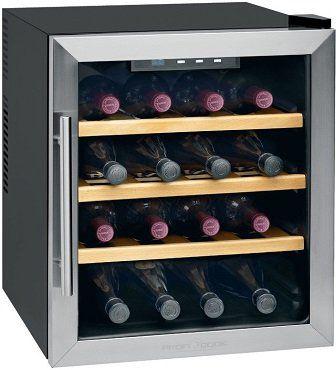 ProfiCook PC WC1047 Weinkühlschrank mit EEK A für 173,99€ (statt 215€)