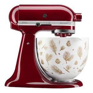KitchenAid Artisan 5KSM156PBEGD Küchenmaschine mit 4,8 Liter Schüssel für 377€ (statt 600€)