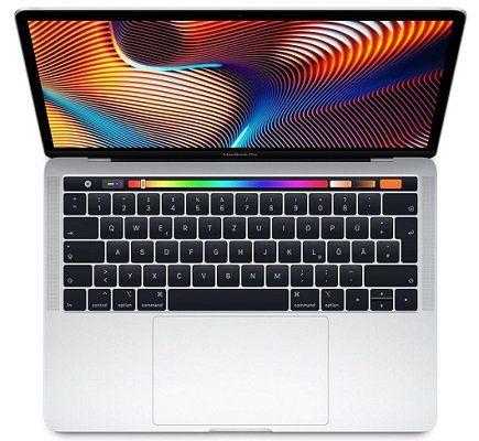 Apple MacBook Pro 13 (2018 Modell) mit 512GB SSD, 8 GB RAM für 1.840€ (statt 1.949€)