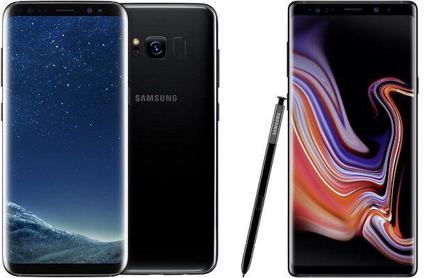 Samsung N960 Galaxy Note 9 + Galaxy 8 + Samsung KFZ Set für 99€ + Telekom Magenta Mobil mit bis zu 16 GB Datenvolumen ab 39,95€ mtl.