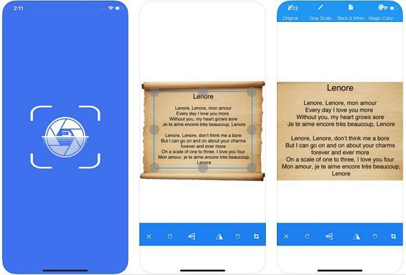 ScanbitsPro   Document Scanner für iOS gratis (statt 5,49€)