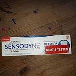 Sensodyne Repair + Protect Zahncreme gratis ausprobieren