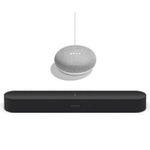 Sonos Beam Soundbar + Google Home Mini für 386,79€(statt 443€)