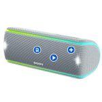 SONY SRS-XB31 Bluetooth-Lautsprecher Wasserfest mit NFC in Weiss für 79€ (statt 89€)