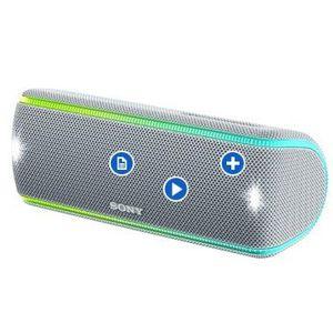 SONY SRS XB31 Bluetooth Lautsprecher Wasserfest mit NFC in Weiss für 79€ (statt 89€)