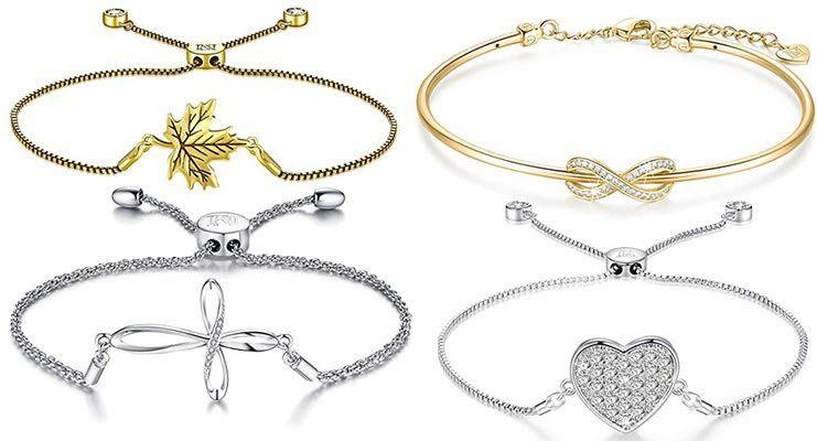 Verschiedene NINAMAID Armbänder für je 11,60€   Prime