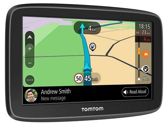 TomTom Go Basic 5   5 Navigationsgerät für 106€ (statt 134€)