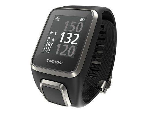 TomTom Golfer 2 (schmal) GPS Sportuhr für 105,90€ (statt 252€)