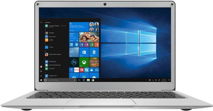 Vorbei! TREKSTOR Surfbook A13B Notebook mit 13.3, Celeron Prozessor, 4GB RAM, 64GB SSD für 199€ (statt 249€)